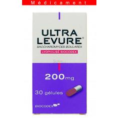 ULTRALEVURE 200 mg, gélule – 30 gélules