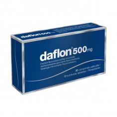 DAFLON 500 mg, comprimé pelliculé