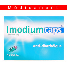 IMODIUMCAPS 2 mg, gélule – 12 gélules