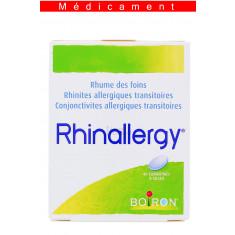 RHINALLERGY, comprimé à sucer – 40 comprimés