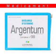 ARGENTUM COMPLEXE N°98, comprimé – 60 comprimés