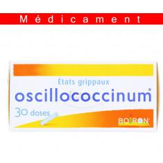 OSCILLOCOCCINUM, dose – 30 doses