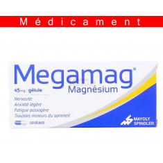 MEGAMAG 45 mg, gélule – 120 gélules
